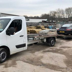 Car and Van Recovery